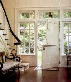 Interior Transom Window Elegant Entryway Remodel With Dutch Door And Flanking And