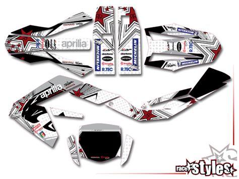 aprilia sxv dekor dime per fare grafiche aprilia sx 125 2007 motard