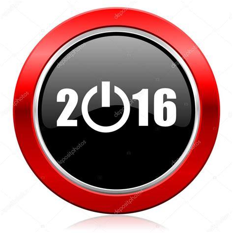 new year 2016 gsc s 237 mbolo de a 241 o nuevo a 241 o nuevo 2016 icono fotos de stock