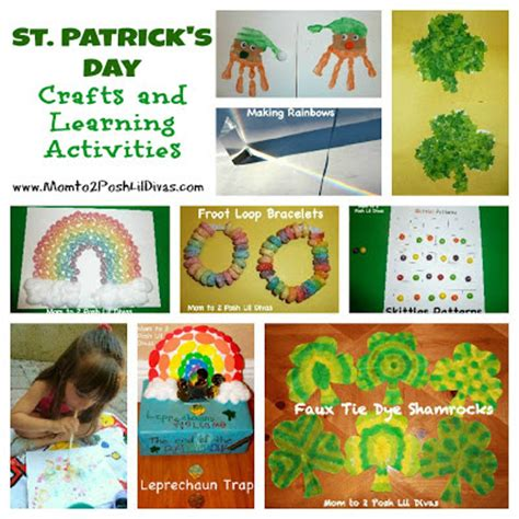 s day yts 15 st s day and rainbow crafts for
