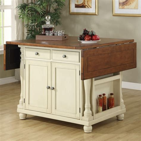 Kitchen Island Storage Table Marvelous Portable Kitchen Islands With Storage Also Drop Leaf Table And Brushed Nickel