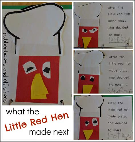 rubberboots and elf shoes rubberboots and elf shoes book report the little red hen