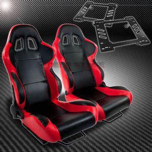 jeep wrangler racing seats for 97 06 jeep wrangler tj bracket type 4 reclining black
