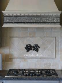 Tile Accents For Kitchen Backsplash How To Install Metal Tile Accents And Stone Mosaic Medallions