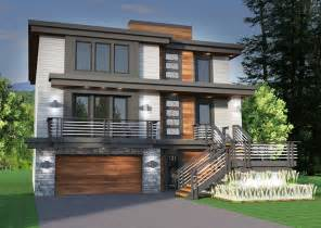 House Plans For Sloping Lots for sloped lots modern house design on best house plan for sloping lot