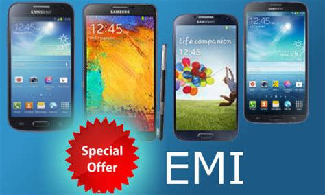 offer price mobile phones top 10 samsung android smartphones available with best emi