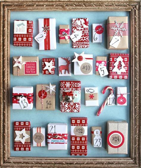 selber adventskalender basteln adventskalender selber basteln geschenkideen