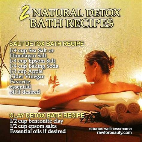 How Often To Take A Detox Bath by 23 Best Images About Detox Bath On Bentonite