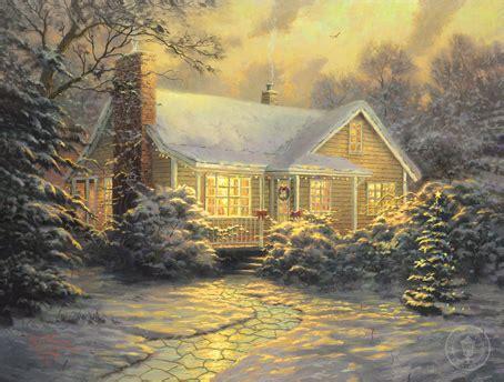 who is the painter of light blogpost kinkade painter of light in