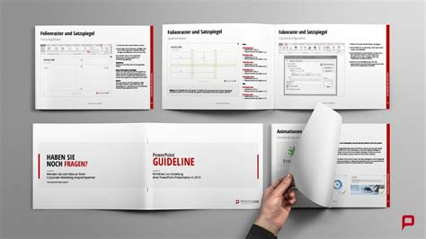 Corporate Design Styleguide Vorlage Presentationload Powerpoint Styleguide