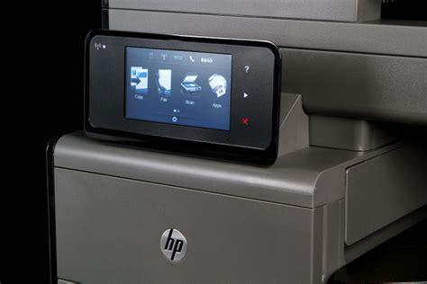 Hp Officejet Pro X576dw Mfp Review Digital Trends Digital Office Pro