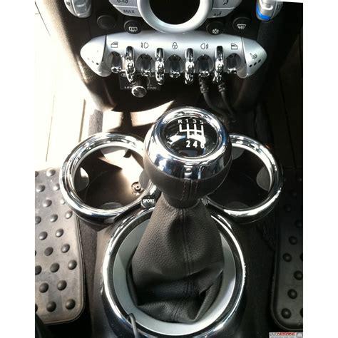 Mini Cooper Interior Accessories by 2 Interior Chrome Dash Trim Ring Kit Mini Cooper