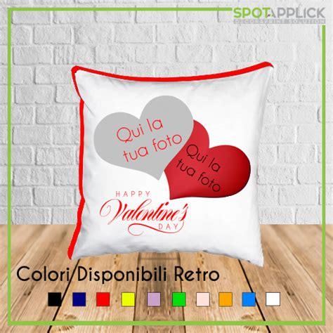 cuscino per san valentino cuscino san valentino 2 foto spotapplick sta
