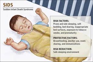 reducing the risk of sudden infant