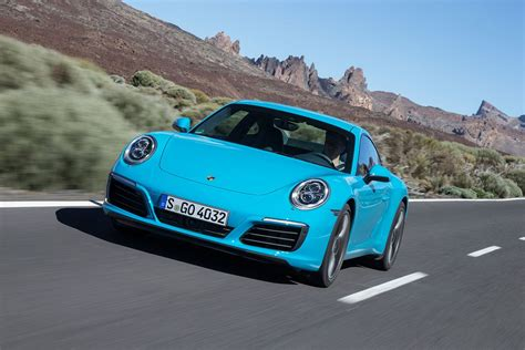 Porsche 991 Motor by Porsche 991 2 911 Carrera S Review Motor