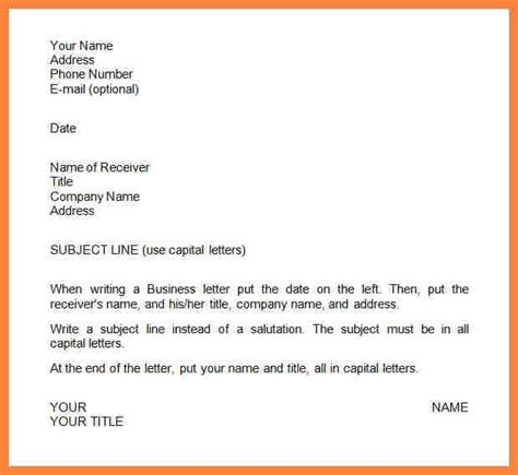 business letter writing how to how to write a simple business letter letters free