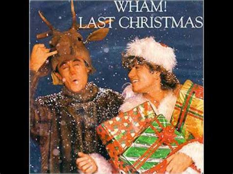 last christmas wham wham last christmas full long version hq 1984 youtube