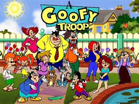 kumpulan gambar goof troop gambar lucu terbaru cartoon