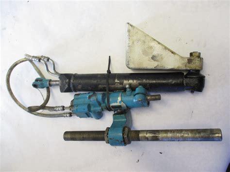boat power steering 983732 982080 omc chevy v6 v8 stringer power steering