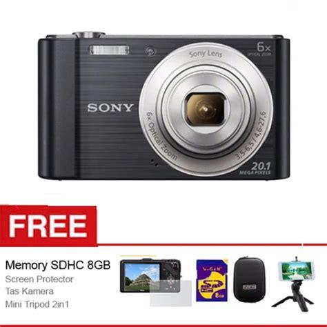 Kamera Sony Cybershot W 130 sony kamera pocket cybershot dsc w810 201 megapixels