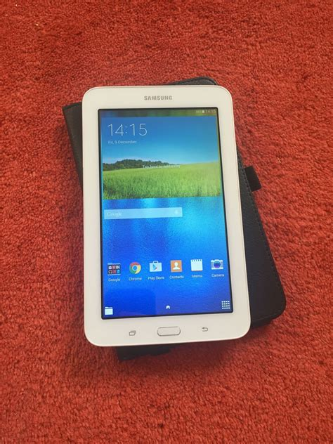 Samsung Galaxy Tab 4 Lite 7 samsung galaxy tab 3 lite sm t113 white 7 quot 8gb wifi android 4 4 4 tablet ebay