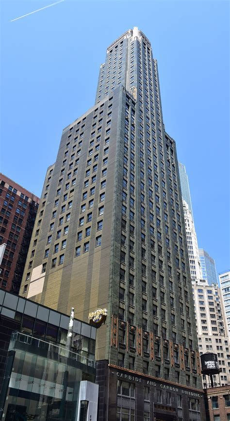 carbide carbon building wikipedia