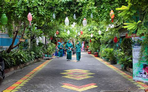 Lingkungan Sehat dinas kesehatan kota surabaya 187 penilaian lomba lingkungan