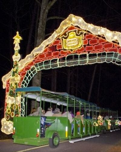 overnight packages fantasy in lights callaway resort