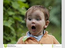 Flabbergasted look stock image. Image of expression ... Free Baby Related Clipart