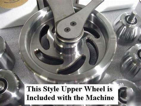 english wheel pattern hoosier pattern standard english wheel complete 18