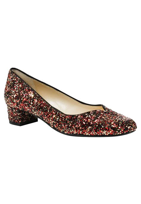 bambalina by j renee 174 plus size dress shoes pumps roaman s