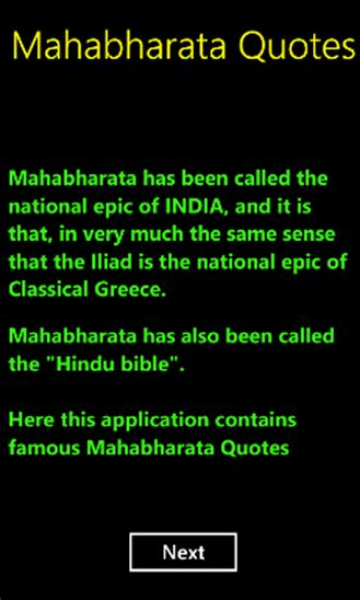 quotes film mahabharata mahabharat quotes