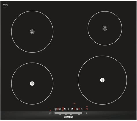 induction hob tricks siemens eh675fe27e electric induction hob review