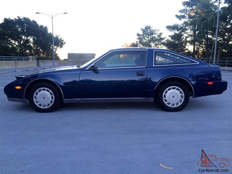 1988 Nissan 300zx For Sale by 1988 Nissan 300zx Sport Coupe T Tops 2 2 No Reserve