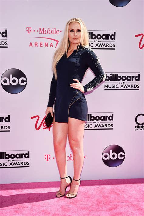 Lindsey Vonn Mini Dress   Clothes Lookbook   StyleBistro