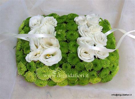 cuscino portafedi fiori cuscino portafedi floreale matrimonio napoli fiorista