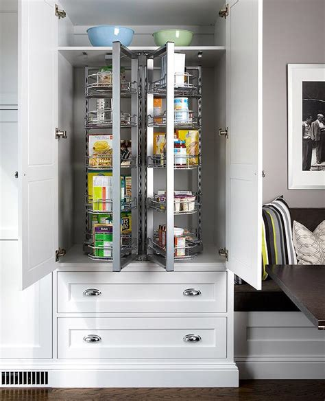 Metal Kitchen Pantry Cabinet Interior Design Inspiration Photos By Lockhart Interior Design
