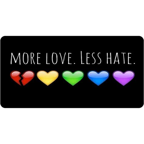 i love this no more lost spices reverse a rack cabinet more love less hate hearts photo license plate