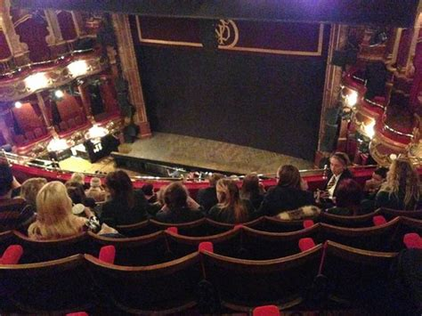 Inside Victoria Palace Theatre   Picture of Billy Elliot