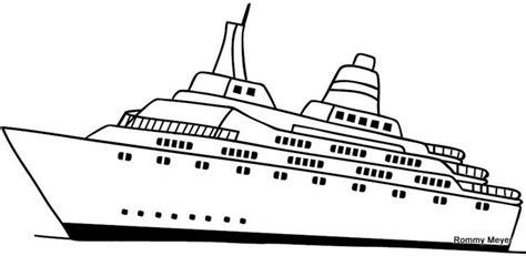 tipos de barcos para colorear barcos animados para colorear imagui