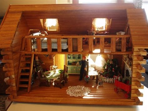log cabin doll house 79 best images about miniature room ideas on pinterest barbie house miniature