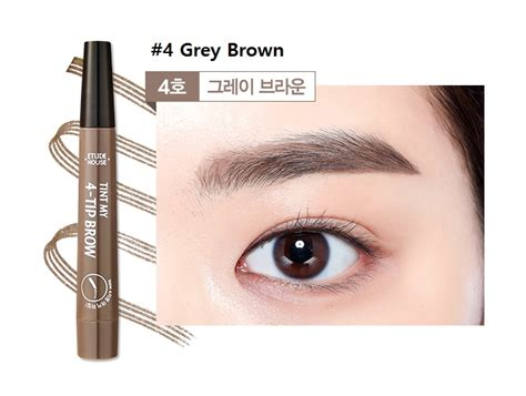 Etude Tint Eyebrow etude house tint my 4 tip brow 2g 2017 new eye brow ebay