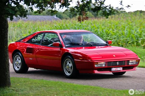 Ferrari Mondial T by Ferrari Mondial T 16 August 2014 Autogespot