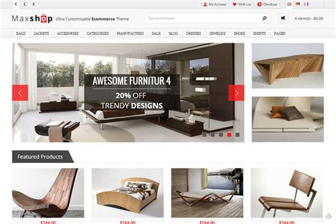 Free Download Maxshop Responsive Ecommerce Template Html5 Css3 Designbeep Ecommerce Website Templates Free In Html5 Css3