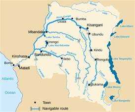 Africa River Map by 1000 Images About Embryo African Trail Maps On