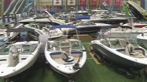 boats for sale western ny wny boat show offers latest watercraft innovations youtube