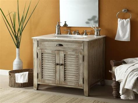 vintage cottage style bathroom vanities for the home