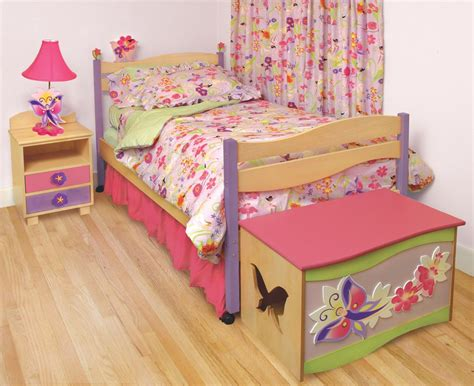 twin bed for girl window treatments colorful kids rooms