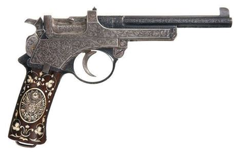ottoman guns pistol that belonged to sultan abdulhamid ii 1876 1909