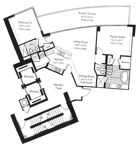 cool floor plans unique floor plans modern house
